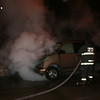 CFD Engine 54 ( 2nd Shift )  Car Fire 6500 S. Racine Below Zero Temps 12-21-2008 :