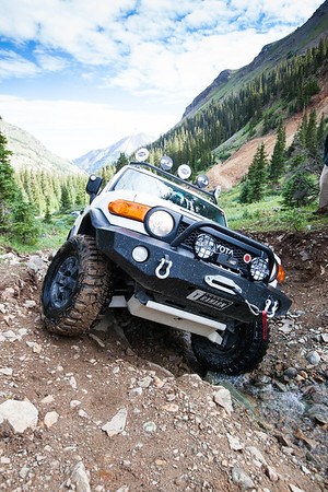FJ Summit - Photos