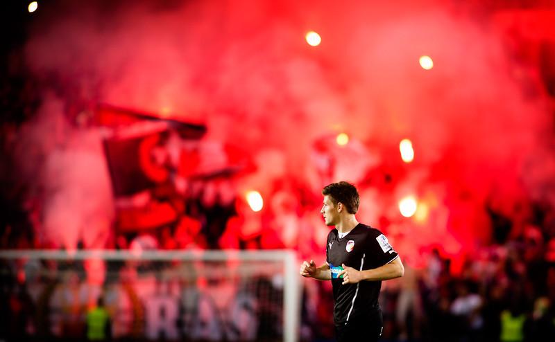 SYNOT LIGA, 5.kolo: Slavia - Plzeň 1:0