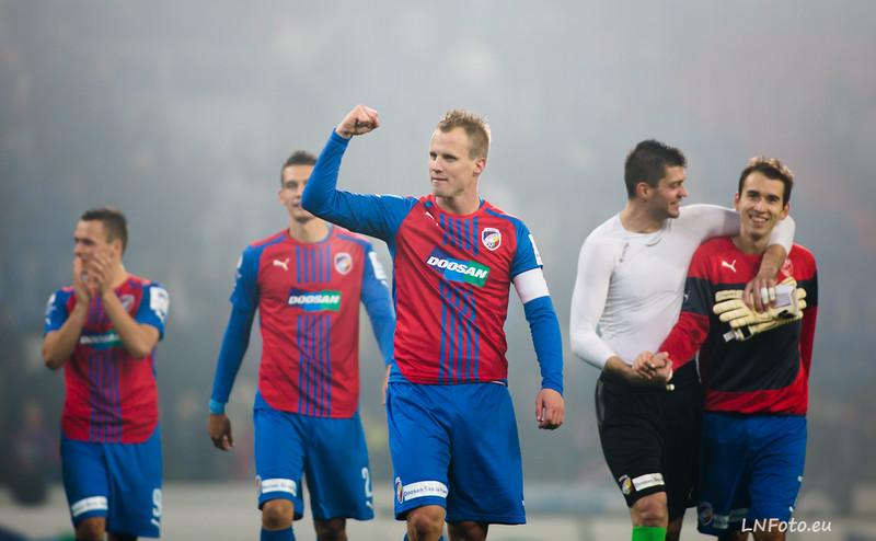 SYNOT LIGA, 13.kolo:  Plzeň-Sparta 2:0