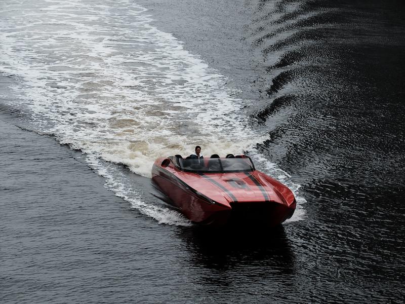 Der Rot Boot