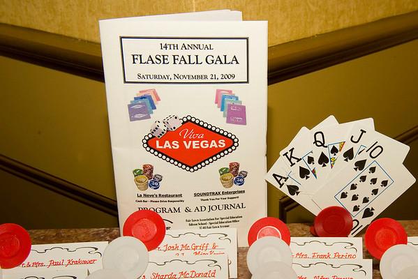 FLASE Dinner Dance 11.21.09 at La Neve's