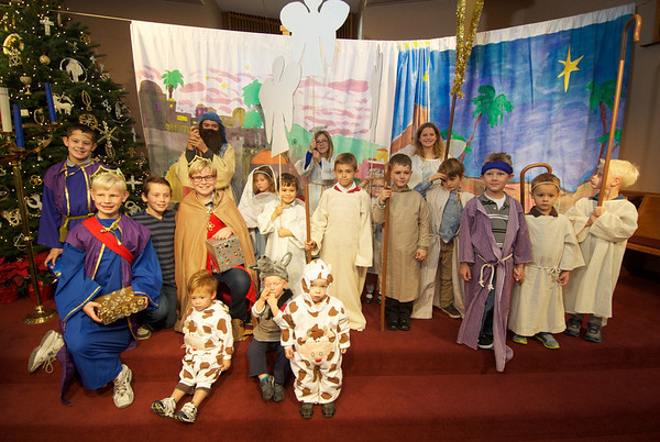 FLC Christmas Pageant 2013