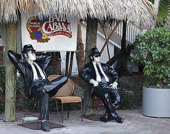 My Buddies at the Bar.