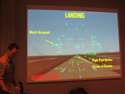 Flight Simulation in Anaheim