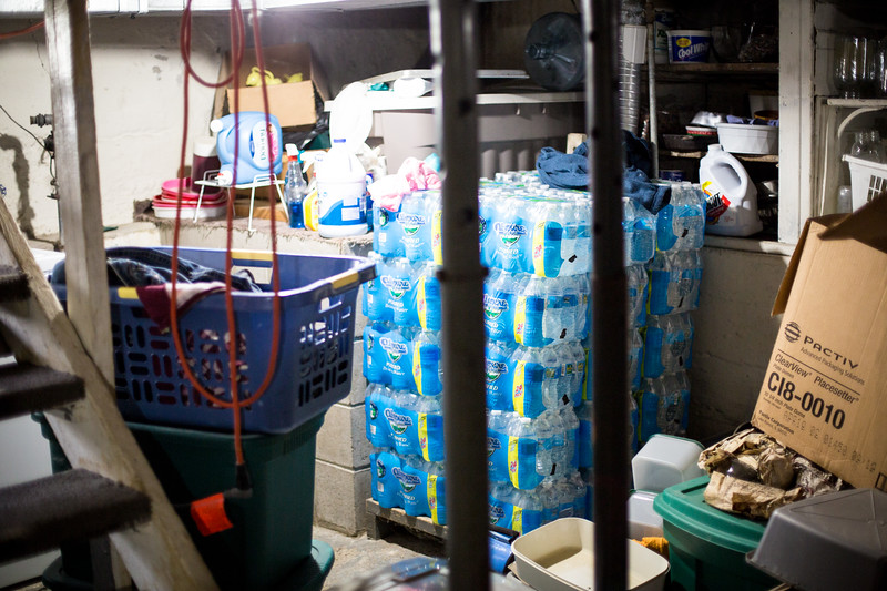 Residents are entitled to lead testing of their water four times a year. Residents who are homebound may receive deliveries of bottled water, and nine distribution centers will offer free bottled water, filters and replacement cartridges for filters.