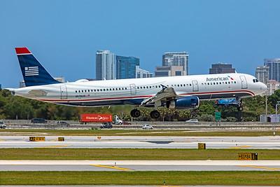American Airlines Airbus A321-231 N578UW 4-14-21