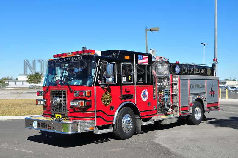ORLANDO, FL ENGINE 6