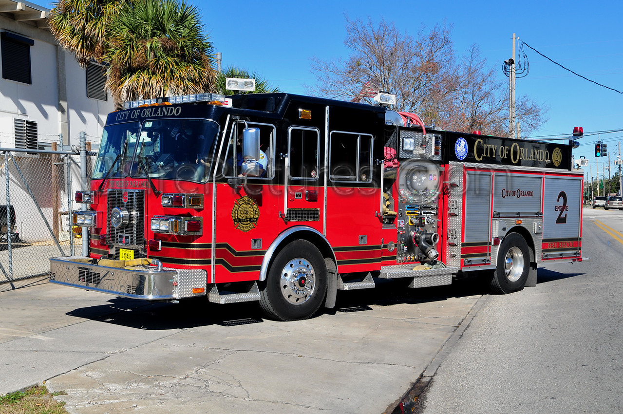 ORLANDO FL ENGINE 2