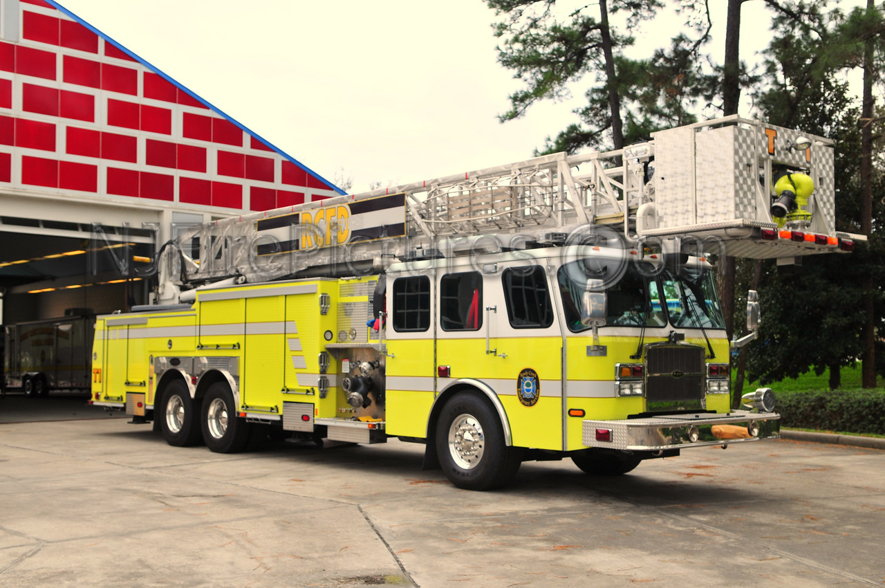 REEDY CREEK TOWER 1 - 2006 EMERGENCY ONE 1750/250/95FT