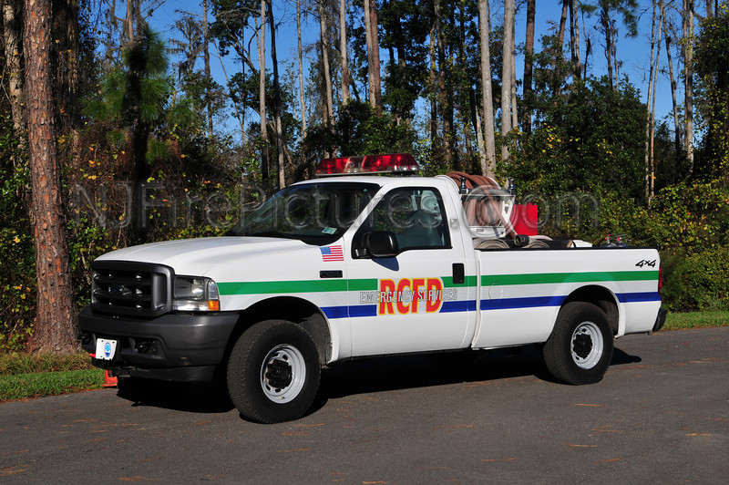 REEDY CREEK EMERGENCY SERVICES WOODS 32