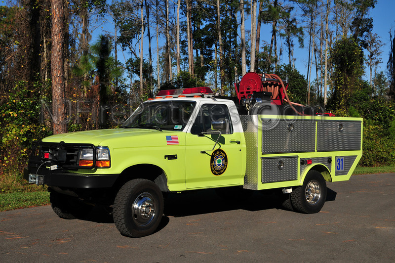 REEDY CREEK EMERGENCY SERVICES WOODS 31