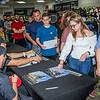 Barney's of Brandon Pre-Tampa SX Autograph Party - 2-14- 2020- Chuck Carroll