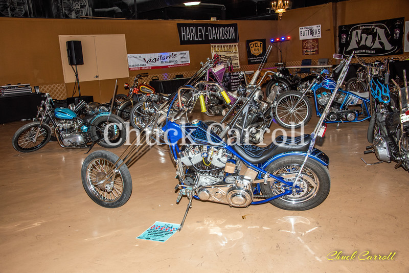 Gibtown Bike Fest 2020 - Sunday  - Chuck Carroll