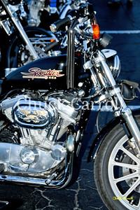 Hooters Bike Night, Bradenton, Florida -  April 28, 2011