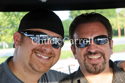 Quaker Steak & Lube Clearwater Bike Night, Grass Flats & Harlie's