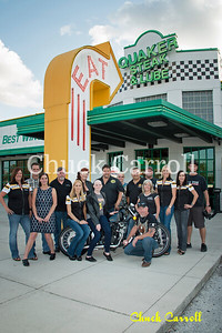Quaker Steak & Lube - QS&L Wednesday 5-8-2013
