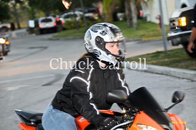 Quaker Steak & Lube, Clearwater Florida  -  Bike Night