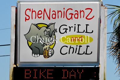 Shenaiganz Birthday Bash, April 17, 2011  - Apolo Beach, Florida