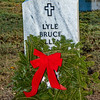 Wreaths Across America Day at Florida National Cemetery  - December 14, 2019  - Chuck Carroll