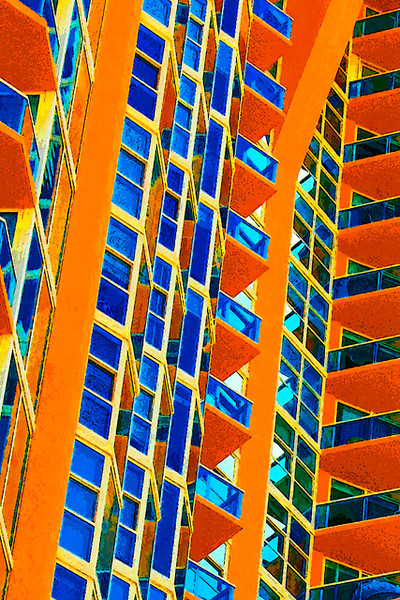 Colorful Angles