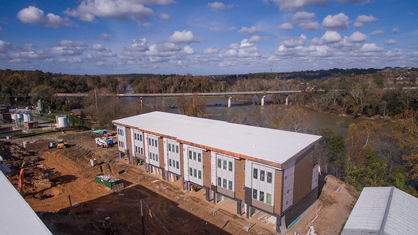 FLOW | Town-homes on the Congaree River