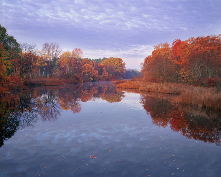 Autumn Dawn, Sudbury River