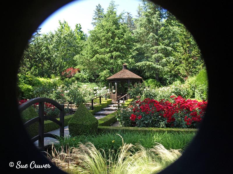 Pagoda Garden View