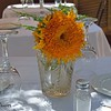 Golden Table Flower