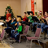 Lake Norman Home School Band recital