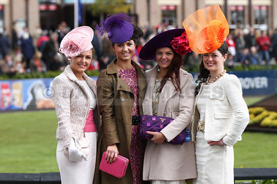 Punchestown Fashion (April 2012)