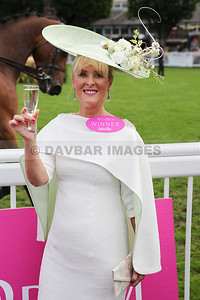 Claire Murphy - Best Dressed Lady RDS Horse Show Ladies Day (July 2016)