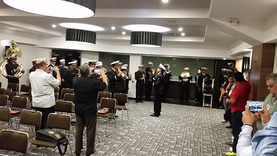 Mexican Marine band