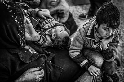 Europe's restrictive policies put some of the world's most vulnerable people in more danger, causing more suffering, as they risk it all to try to bring themselves, and their families, to safety.