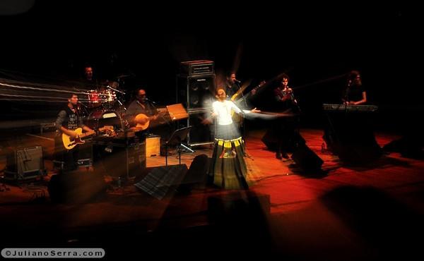 Tom Zé, Teatro Villa Lobos, 2011