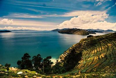Titicaca, Bolivia, 2002