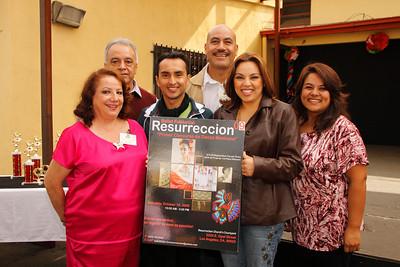 Ballet Folklorico Resurreccion.  October 10, 2009