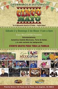 5-2-2015 MexiCOFEM Expo - Cinco De Mayo