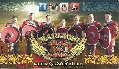 7-19-2015 MARIACHI ALAS DE ANGEL 2