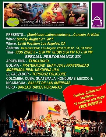 8-2-2015  VIDEO - Semblanza LatinoAmericana