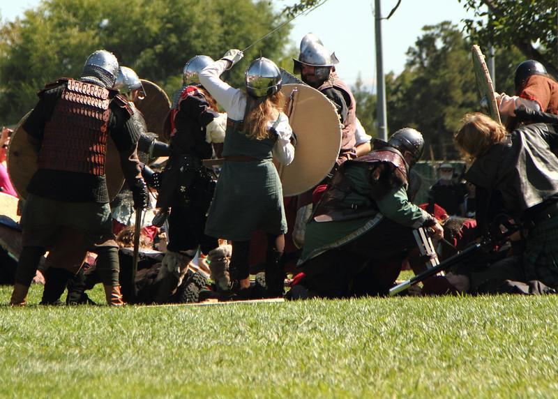 WAR!,  Scottish Games