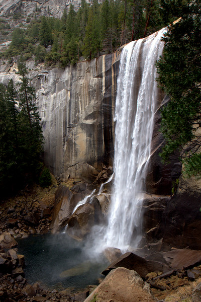 Yosemite Day 1