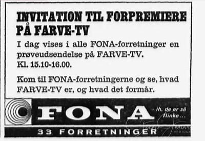 FONA 1974 - 2014