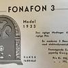 FONA Radio 1926  til  2016;