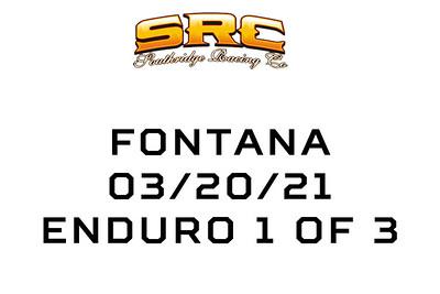 FONTANA ENDURO 1 OF 3
