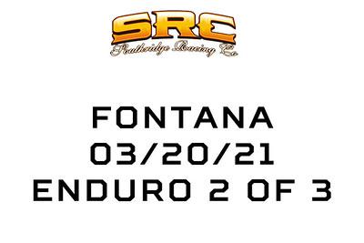FONTANA ENDURO 2 OF 3