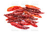 Chile de arbol seco dried hot Arbol pepper