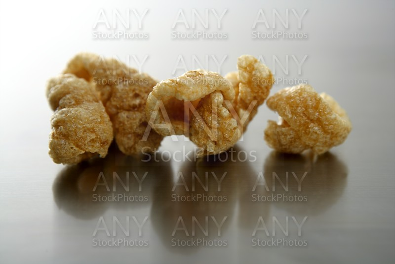 Pork rusted rinds