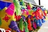Mexican party pinatas tissue colorful paper