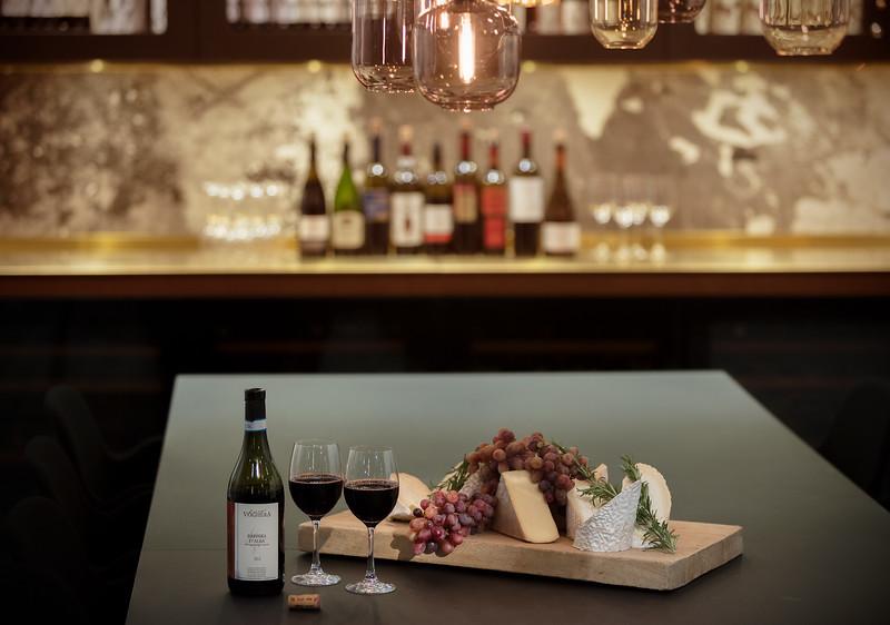 Scandic Triangeln Vinprovning
